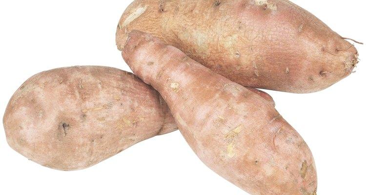 Disfruta de las deliciosas batatas en tu barbacoa.