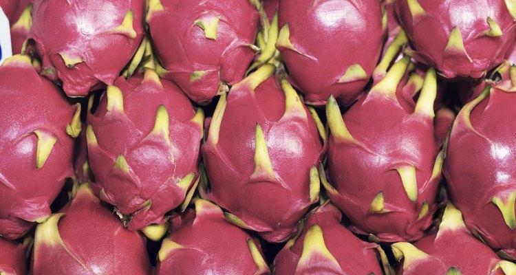 Fruta del dragón.