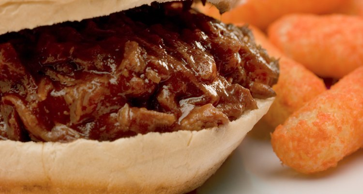 Pulled pork should always be nice and juicy.