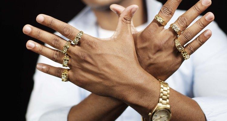 Identifica las marcas de tus joyas.