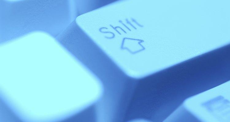 Use as teclas do seu teclado para fazer um espaço no Facebook