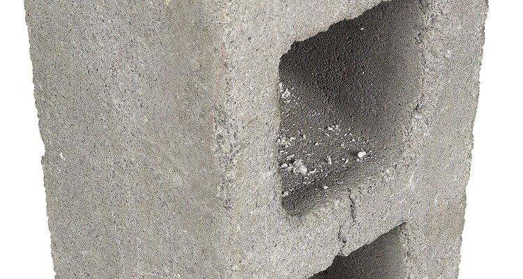 O concreto sólido é extremamente resistente