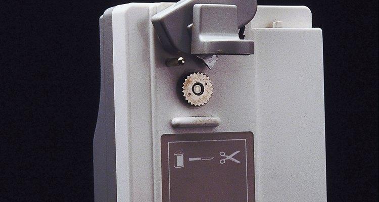 Los electrodomésticos de cocina blancos pueden volverse amarillos con el tiempo.