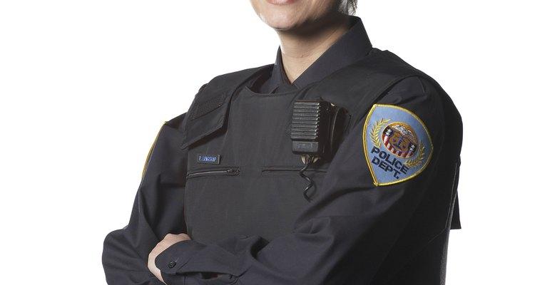 Mulheres policiais também amam!