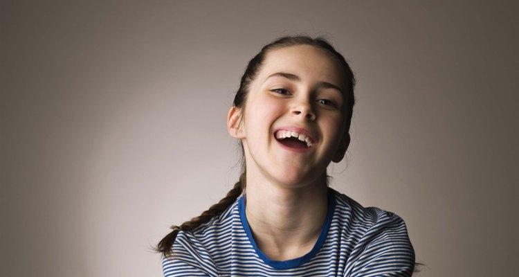 Pocos chicos adolescentes comprenden la psicología de las niñas.