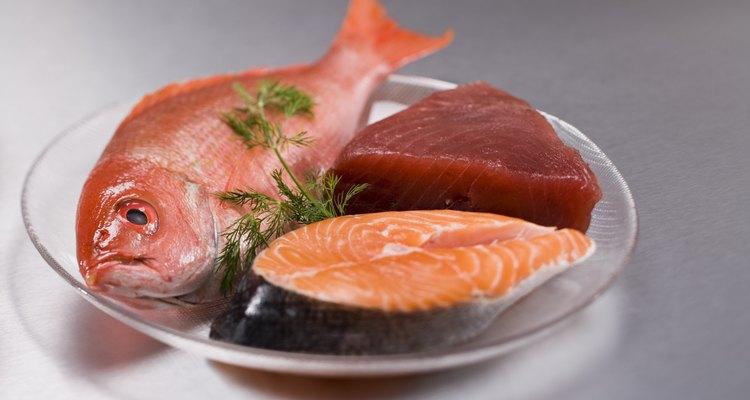 El pescado en mal estado puede enfermarte.