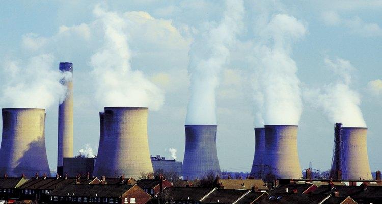 Contra: Poluição