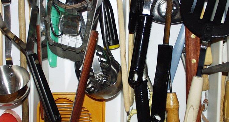 Organiza tu cocina.