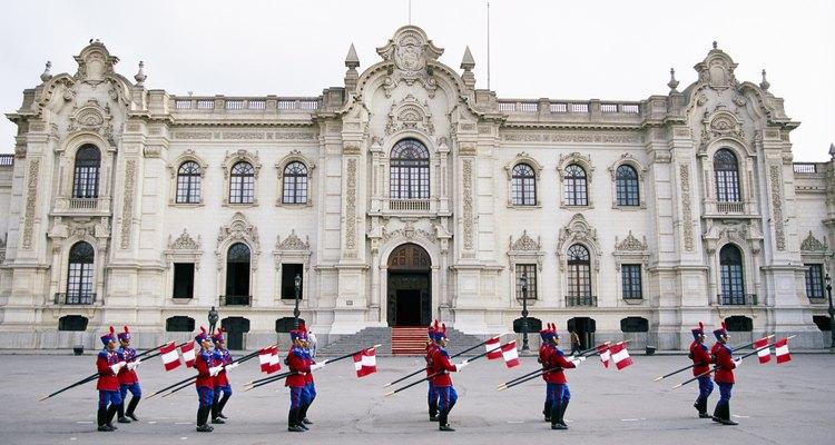 Tradiciones según la geografía peruana.