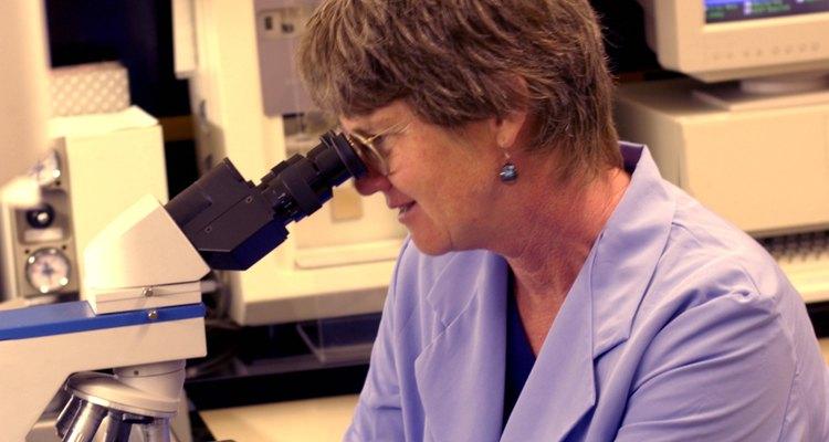 O trabalho em laboratório criminal e outras carreiras forenses requerem uma carreira acadêmica massiva em ciências