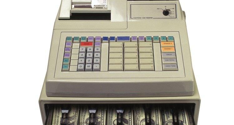Manejar una caja registradora es similar a utilizar un ordenador.