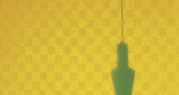 Como limpar um pêndulo