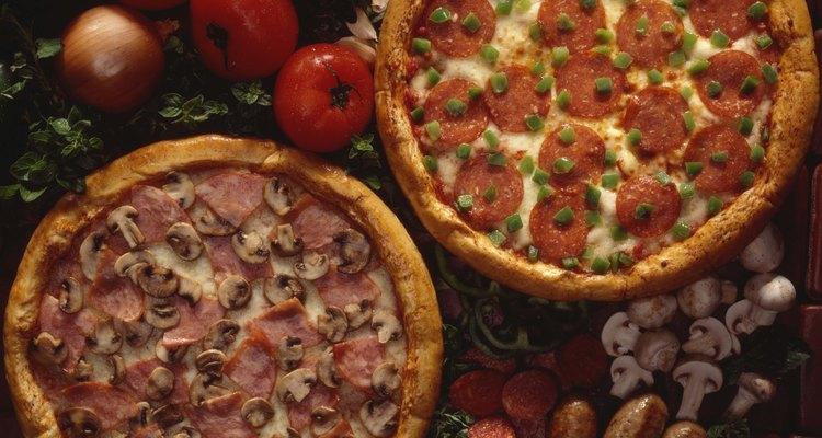 Pizza - Nova Iorque