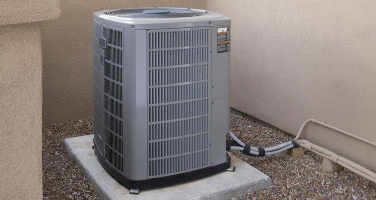 Los tubos de los sistemas de aire acondicionado vienen en los tipos duros y blandos.