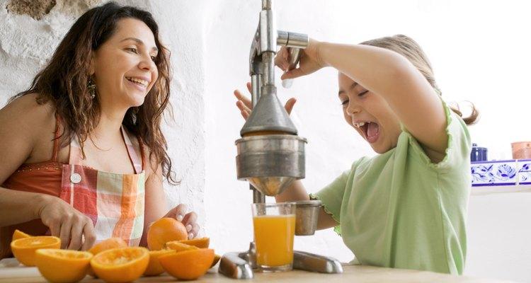 Diferencia entre la fruta concentrada y el extracto de fruta.
