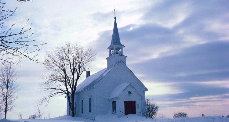 Un programa de Navidad en una iglesia debe traer el espíritu de la celebración.