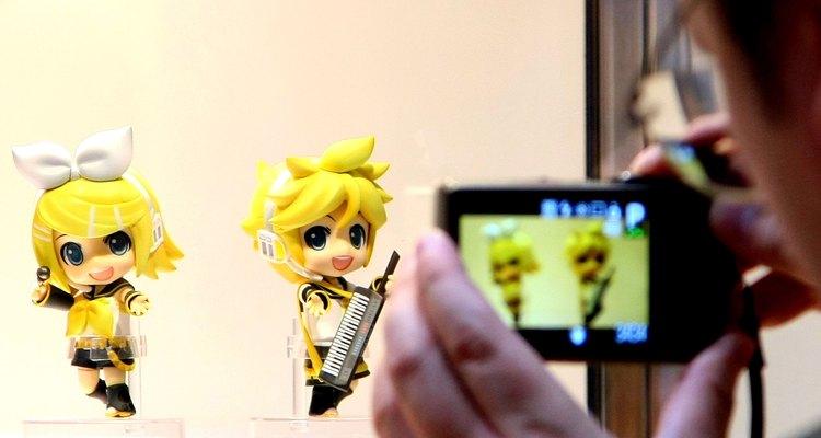 """""""Chibi"""" é um dos estilos de desenhos em anime"""