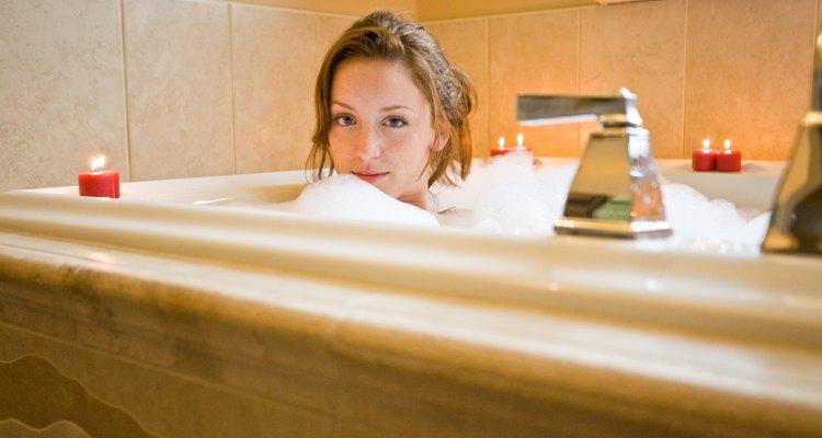 Most folks prefer their tubs worm-free.