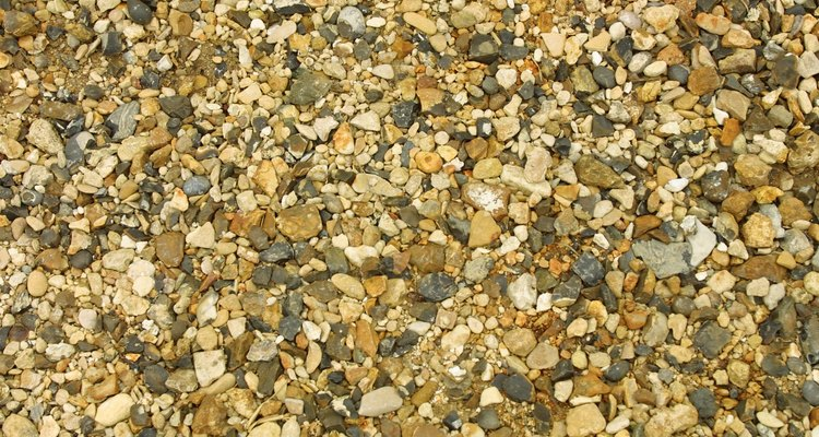 Gravel must be even for your project to look good.