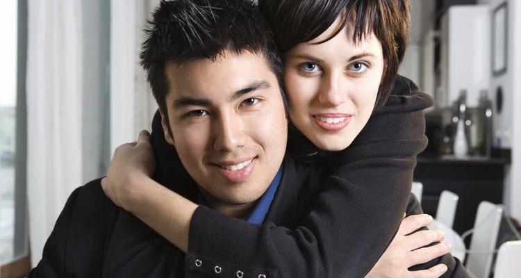 Las relaciones interculturales pueden ser también interraciales.