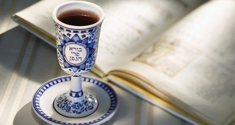 El texto más importante del judaísmo, la Torá, se enseña a temprana edad.