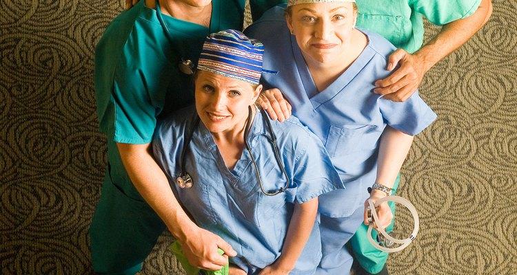 Sé una mejor enfermera creando y logrando metas.