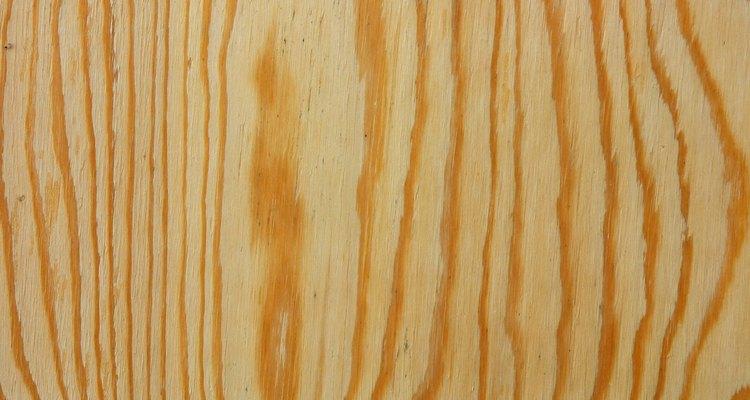 Cómo actualizar la madera laminada.
