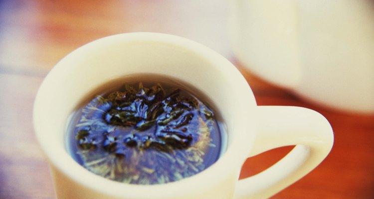 Reações alérgicas ao chá verde