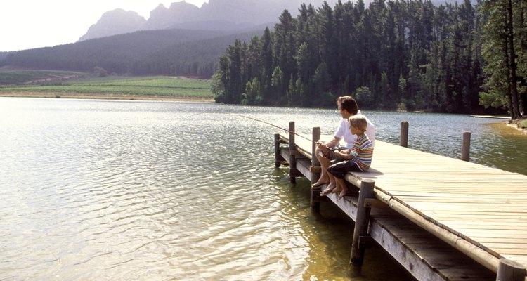 Los lagos estatales cuentan con embarcaderos de acceso público.