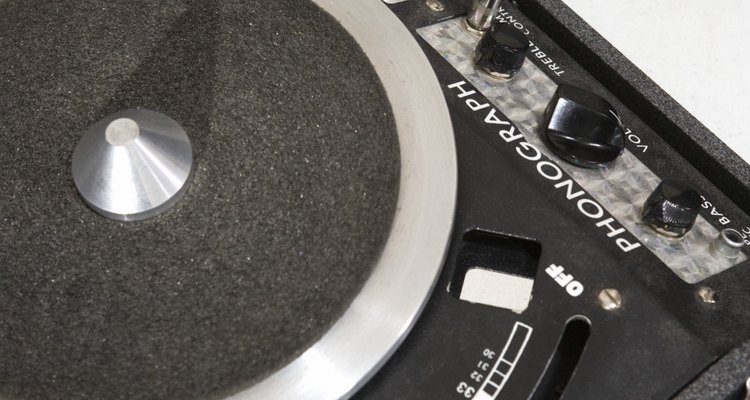 Belt replacement for a JVC LA-10 turntable requires only a screwdriver.