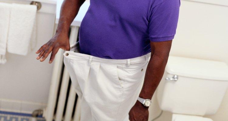 Los cambios dietéticos realizados durante un régimen de pérdida de peso son una causa común de la presencia de gas.