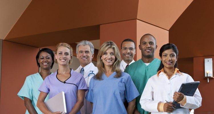 La enfermería es una carrera muy gratificante.