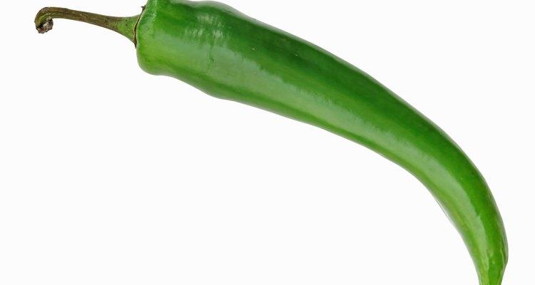 As sementes são a parte mais picante de qualquer pimenta