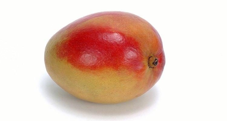 Los mangos contienen antioxidantes y enzimas que alivian el estómago.