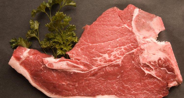 Verifica el grosor de las costillas de cerdo cuando calcules los tiempos de cocción.