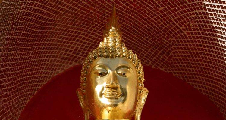 Figura de Buda.