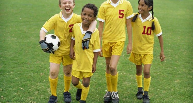 Centrarse en la diversión y no en el ganar, ayuda a prevenir la frustración y malas actitudes.