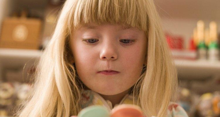 Los niños de cinco años están aprendiendo constantemente sobre el mundo que los rodea.