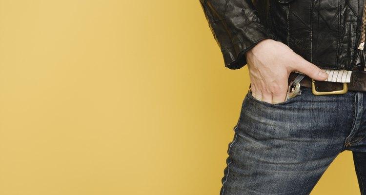 Deixar seus jeans mais apertados fará uma grande diferença em seu visual