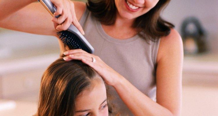 Escolha para o seu filho um penteado que seja simples e fácil de manter