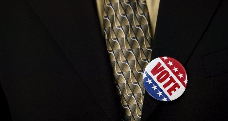 Votar con conciencia es una señal de un buen ciudadano.