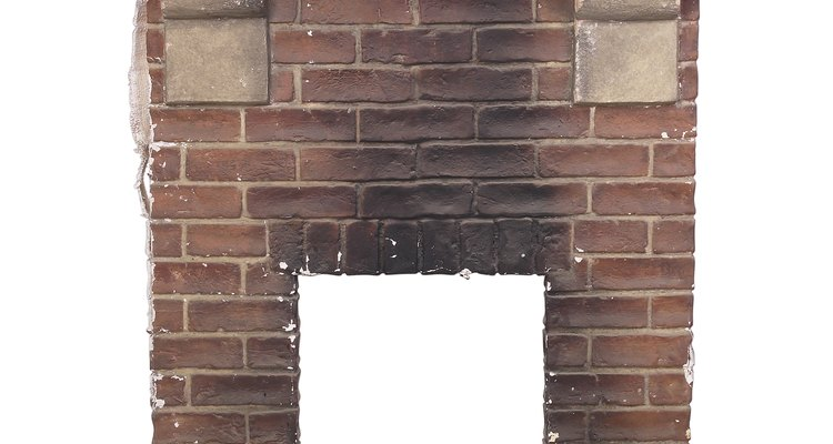 Cleaning burnt brick restores its beauty.