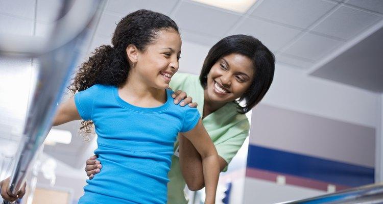Las oportunidades de trabajo para los fisioterapeutas están aumentando.