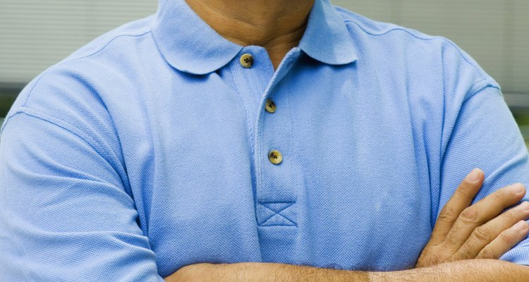 Getting a crease out of a collar is not as hard as it may sound.
