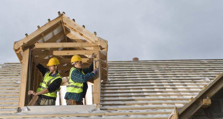 La construcción de casas es un sector que está en constante crecimiento.
