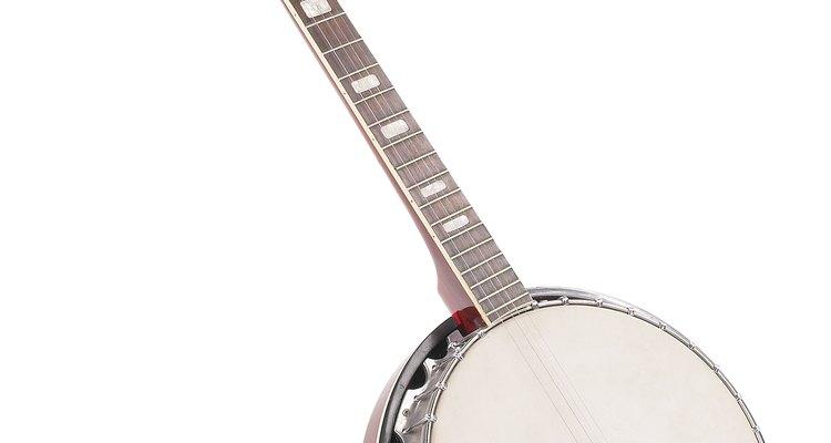 Afine seu banjo de cinco cordas em sol aberto