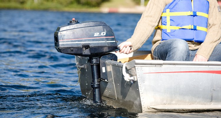 Outboard motors can be insistently noisy.