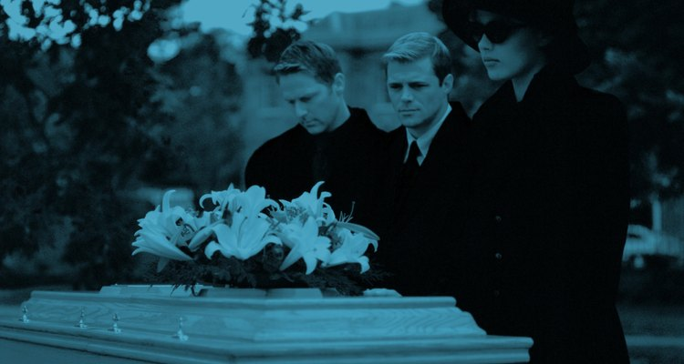Os funerais das Testemunhas de Jeová são breves e focadas na família do falecido
