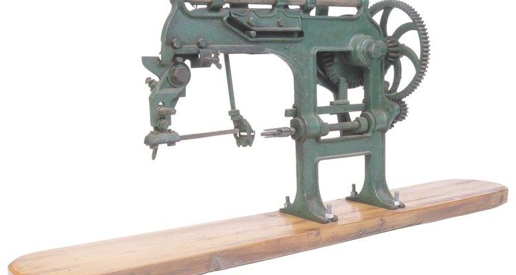 Este tipo de herramienta de cortar no es utilizada en una máquina de fresado.