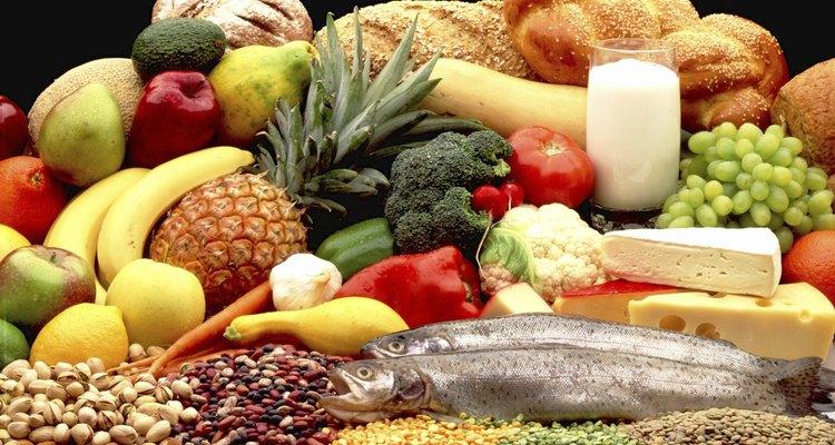 La cantidad de alimentos importados crece cada año.